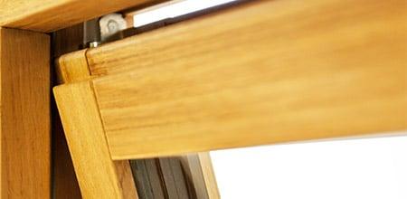 Isolatiewaarde houten kozijnen