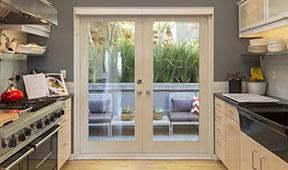 Openslaande Deuren Kosten : Dubbele deuren met kozijn stunning kunststof voordeuren with