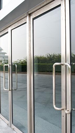 aluminium deuren Nuenen