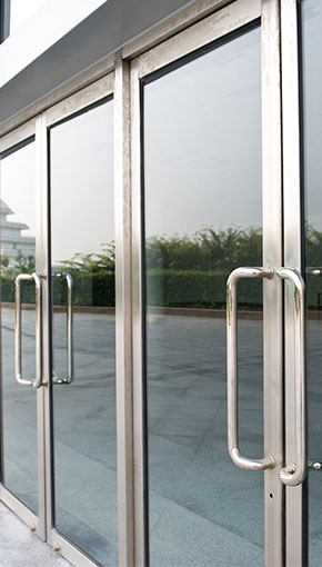 aluminium deuren IJsselstein