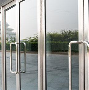 deuren van aluminium Krommenie