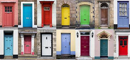 deursoorten